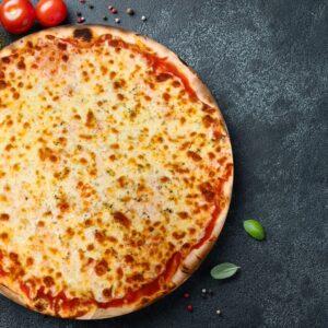 Pizza Margarita - Pizzeria Don Carlo Calella