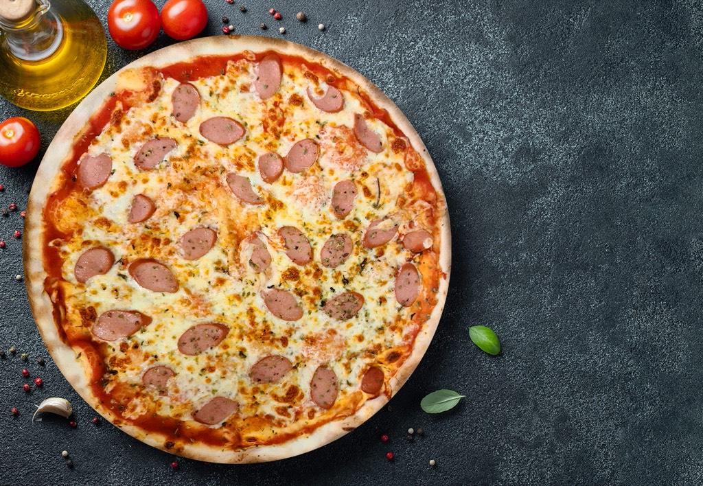 Pizza Hotdog - Pizzeria Don Carlo Calella