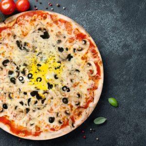 Pizza Romana - Pizzeria Don Carlo Calella