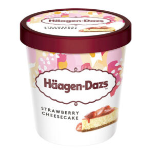 Häagen-Dazs Cheesecake